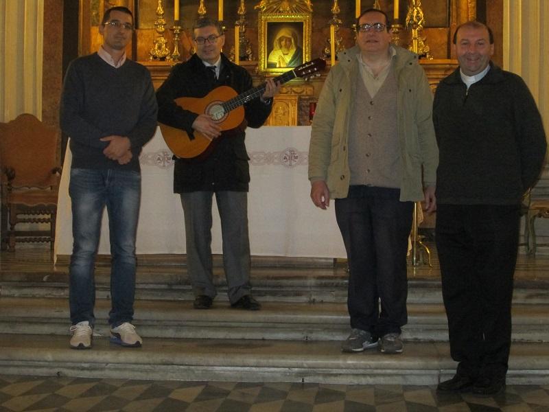 Sant'Ivo - Adorazione eucaristica 3 novembre 2015