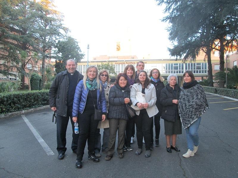 Sant'Ivo - Pellegrinaggio degli Universitari ad Assisi, 7 novembre 2015